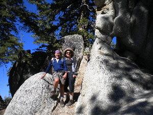 Andre & Rose on Kaiser Trail