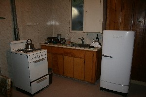 Our 1950's Kitchen