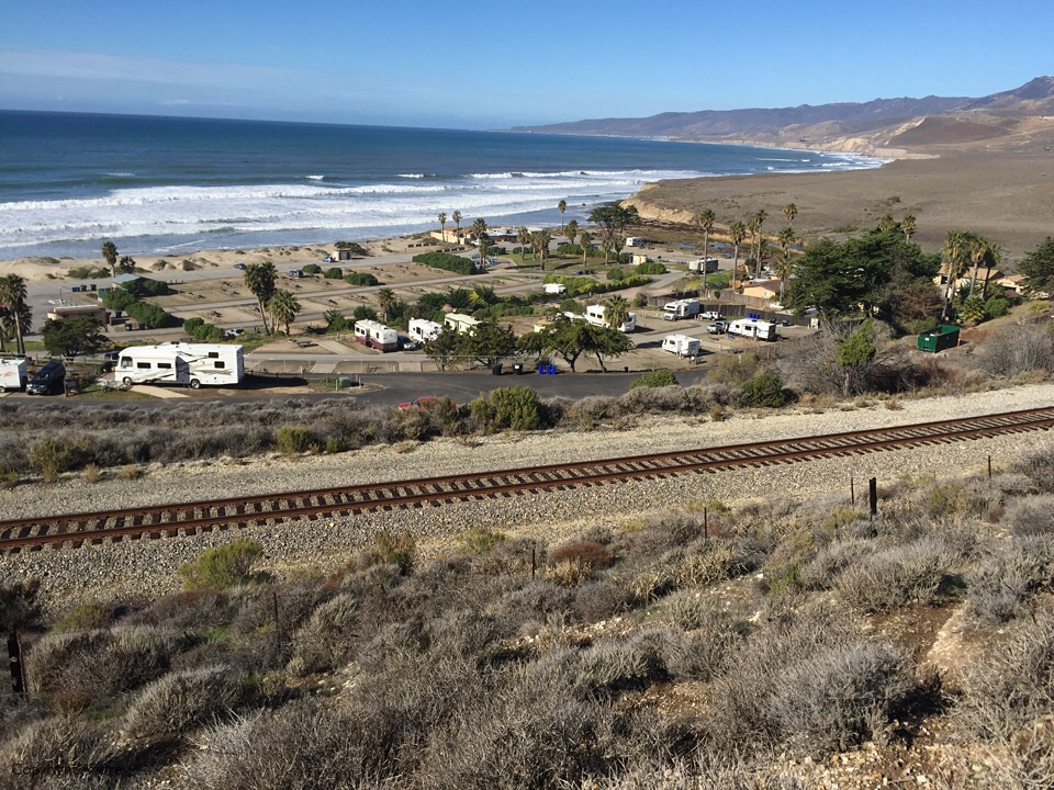 Jalama Beach Campground