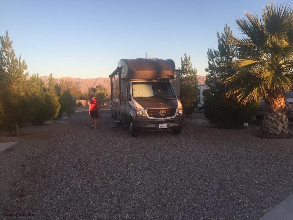 Mesquite Nevada
