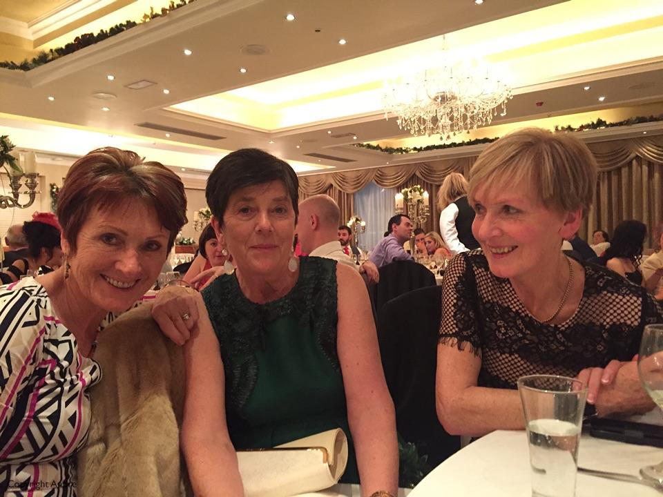 Sisters Rose, Breda & Kathleen.
