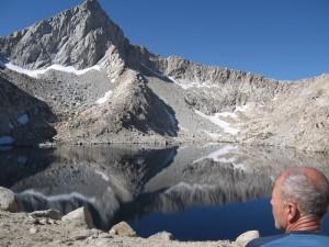 Alpine Lake at 10,0001