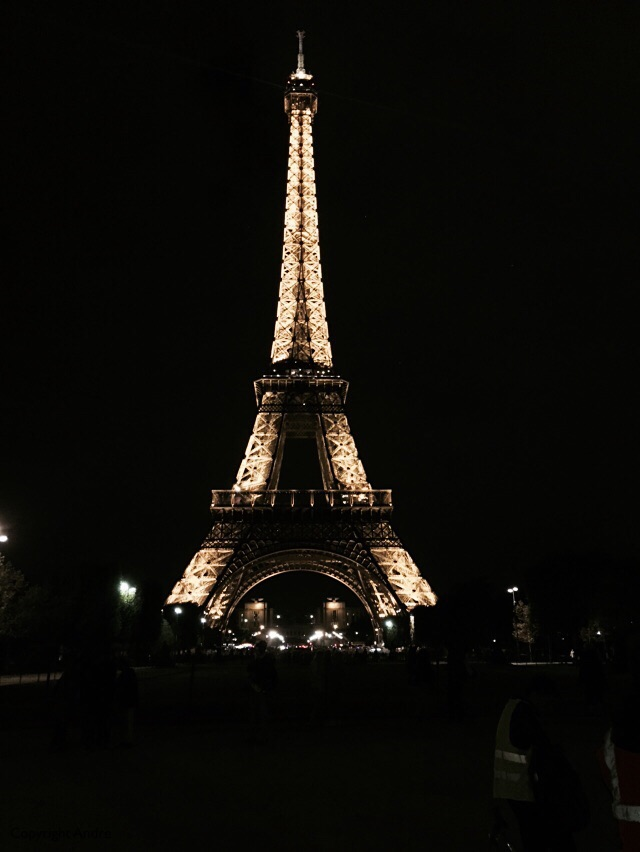 Good night Paris.