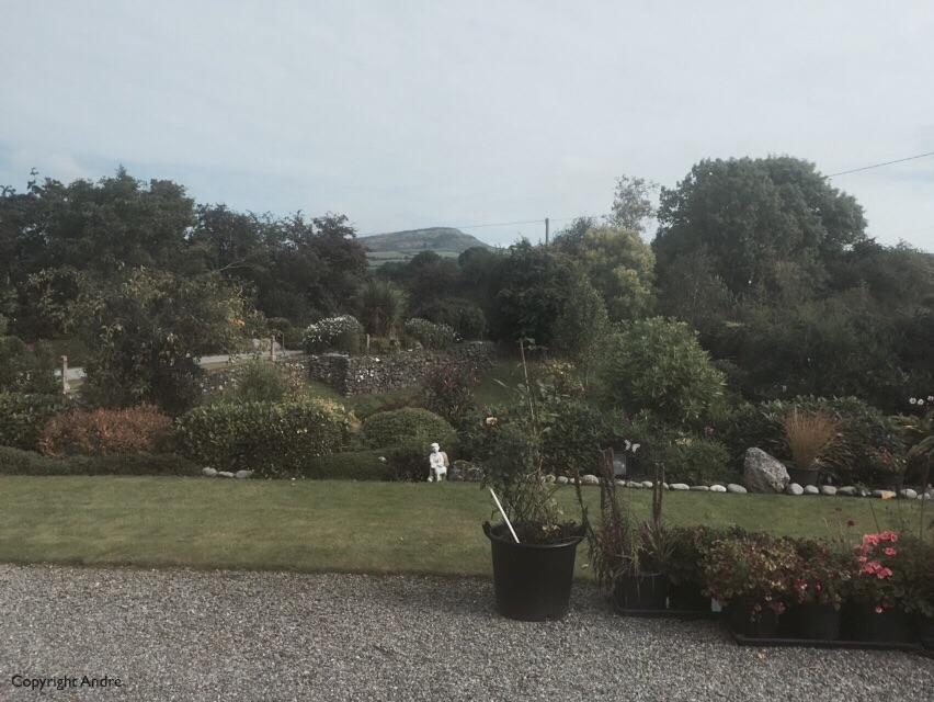 Tory Hill as seen from Ballykillaboy.