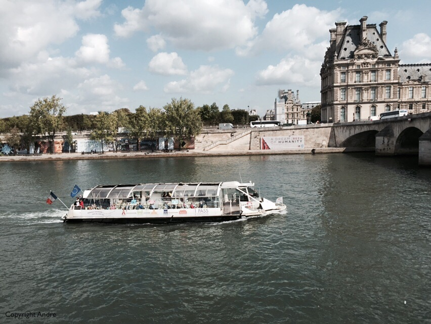 Plenty of river cruises in all types of boats.