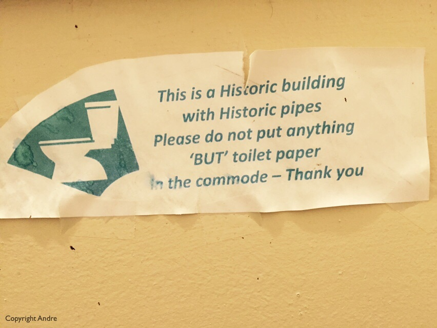 Historic Pipes.