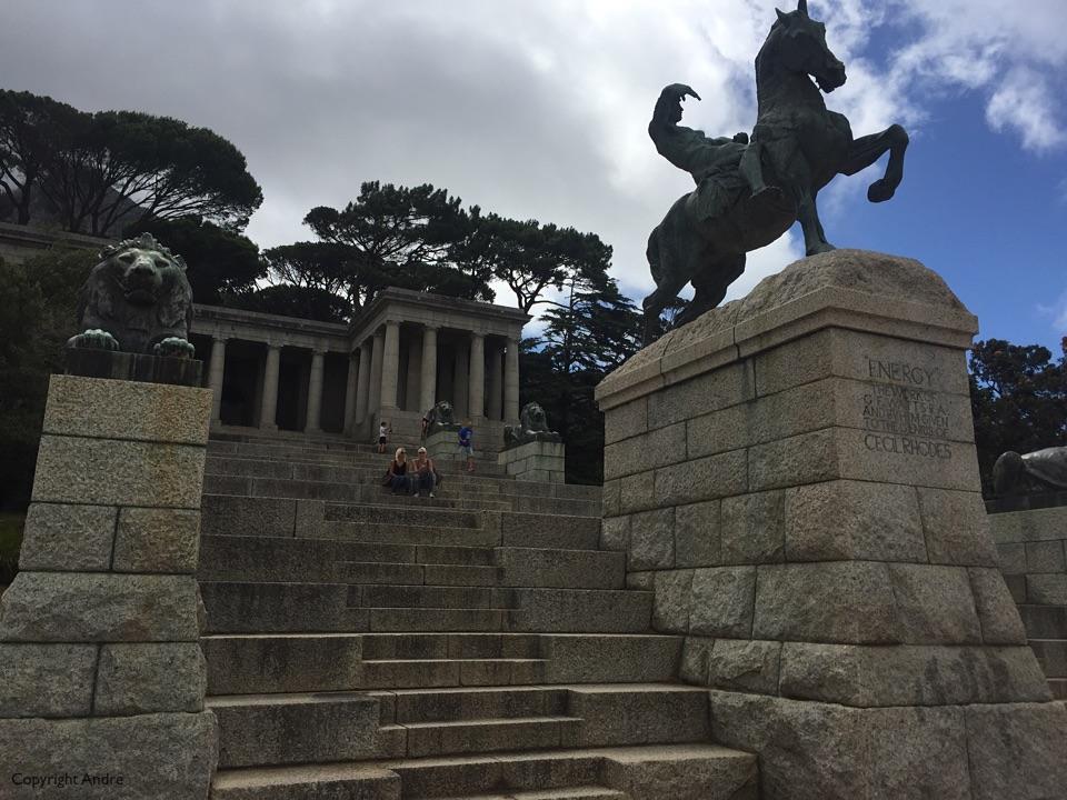 Rhodes memorial.