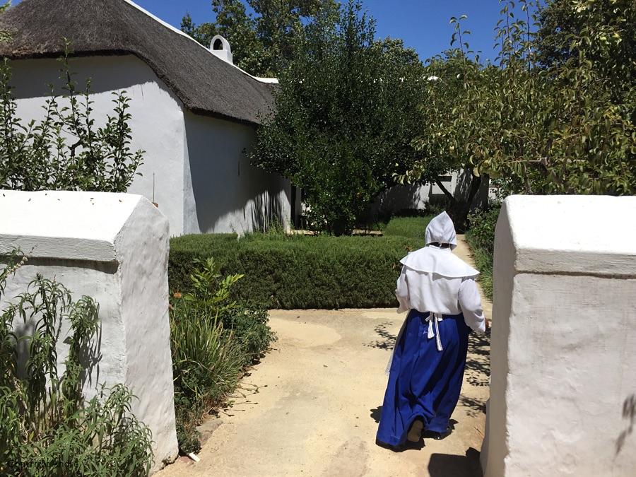 Stellenbosch Museum.