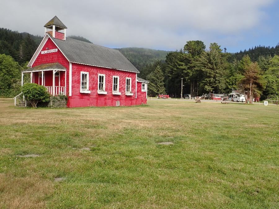 School house.