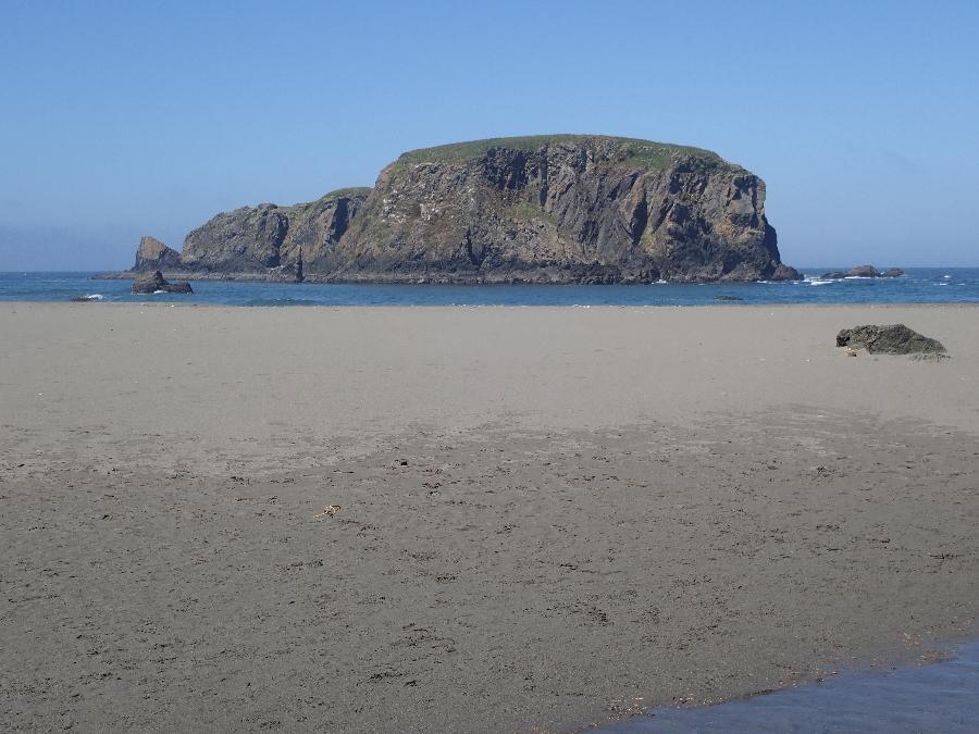 Whale Rock.
