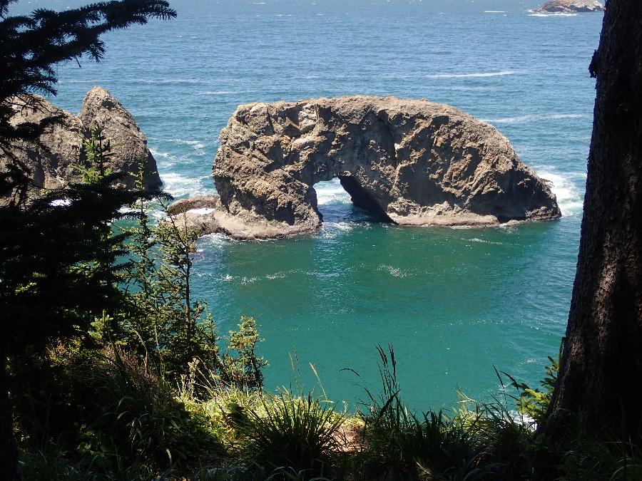 Arch Rock.